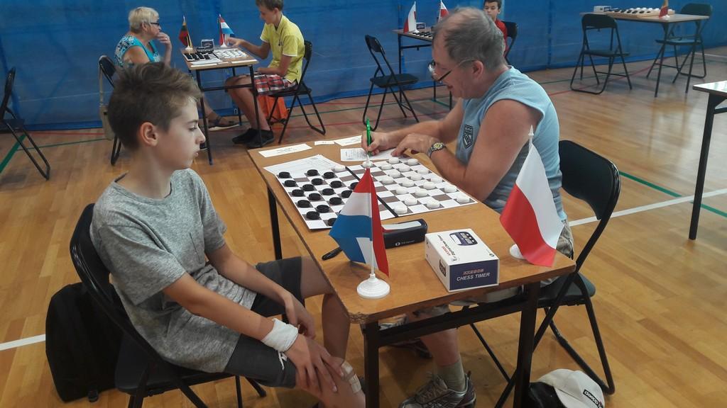 2018. Zuromin. Polska Gra Open 60
