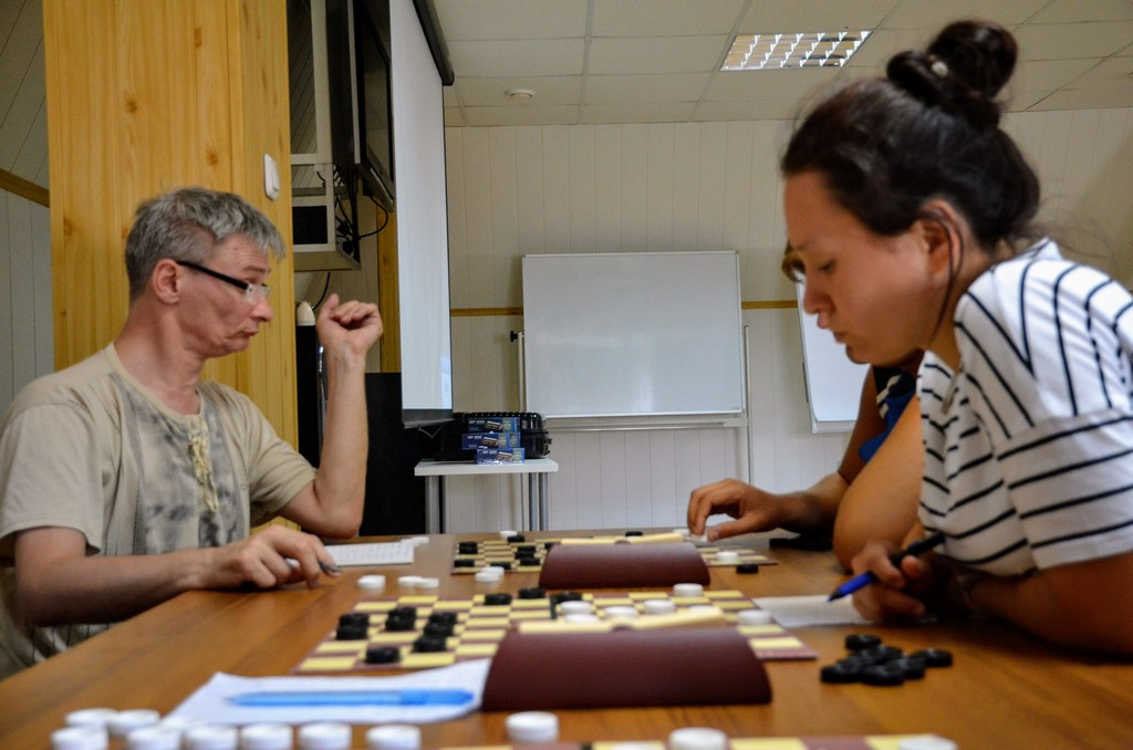 2017. Zelenograd. Russian Deaf Draughts Training 003