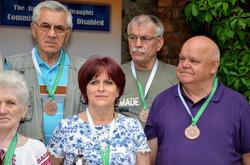 2018. Nidzica. 2nd European Draughts-64 Disabilities Champ. 39