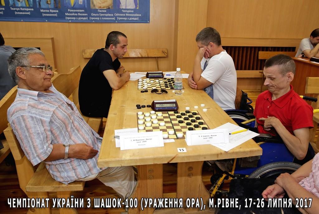 2017. Rivne. Ch Ukraine Parapledgia 00037