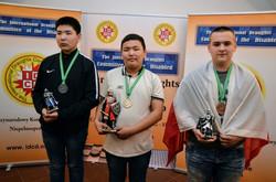 2018. Nidzica. 2nd European Draughts-64 Disabilities Champ. 90