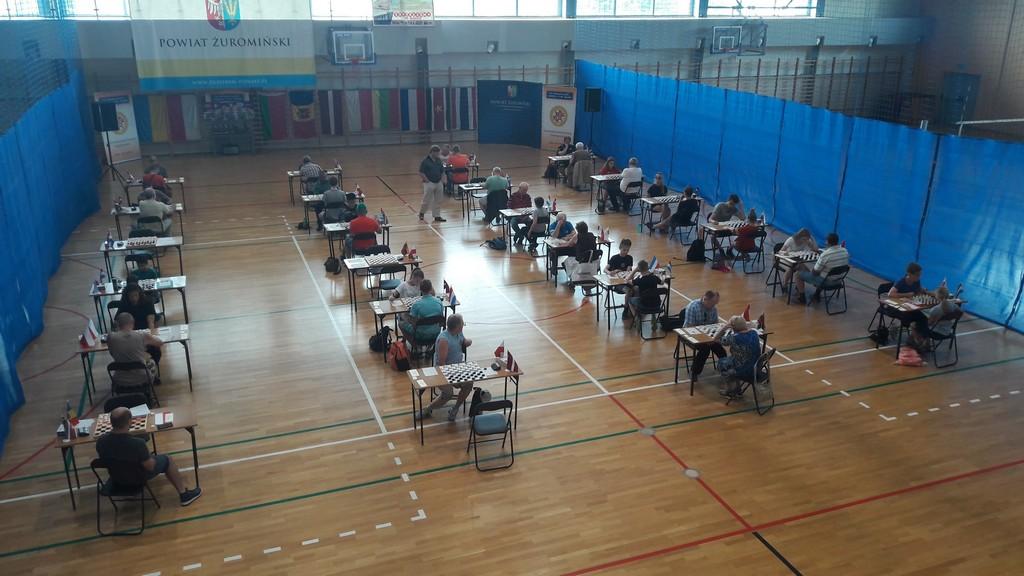 2018. Zuromin. Polska Gra Open 4