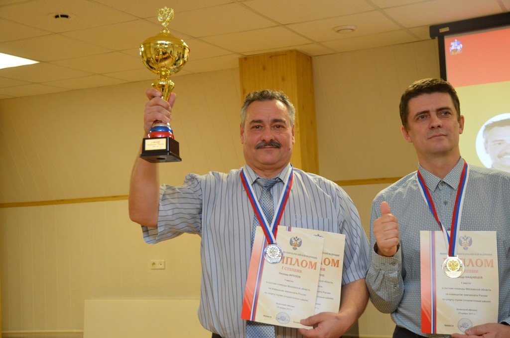 2018. Zelenograd. Russia Deaf Draughts Champ. 158