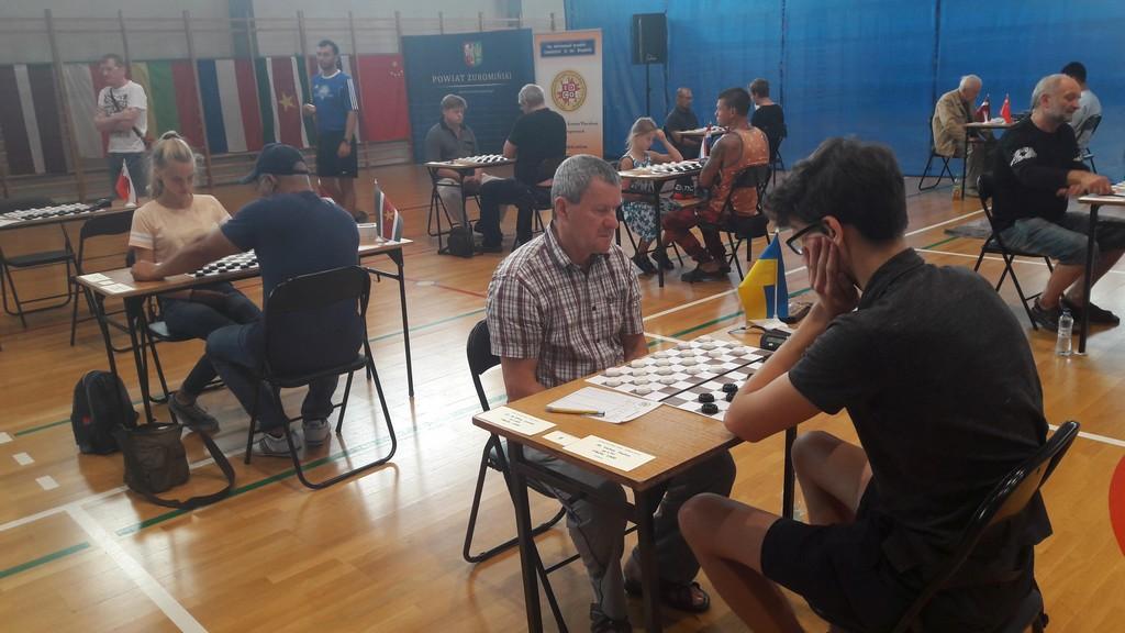 2018. Zuromin. Polska Gra Open 56