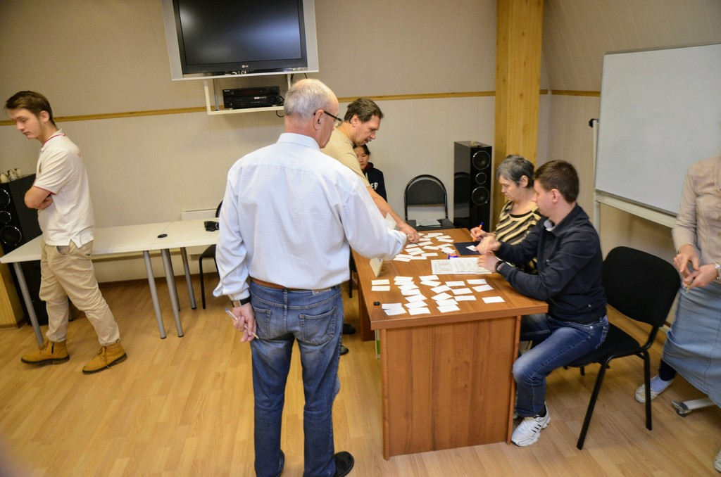 2018. Zelenograd. Russia Deaf Draughts Champ. 29