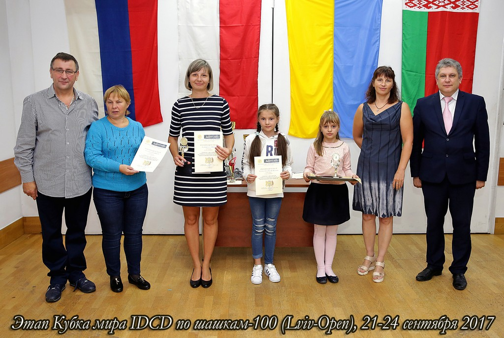 2017. IDCD Draughts-100 Disabilities World Cup Open Impired 00048