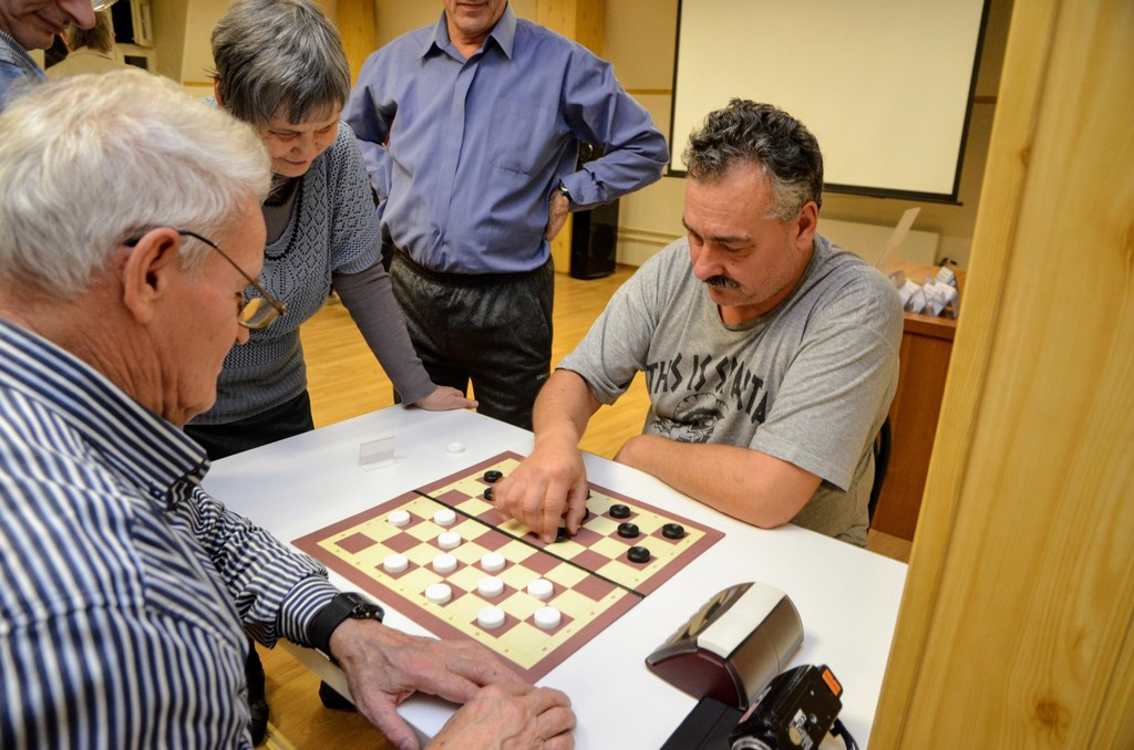 2018. Zelenograd. Russia Deaf Draughts Champ. 66