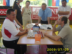 2009. Milakowo-Morag. World Draughts-64 Blind and Partially Sighted 013