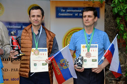 2018. Nidzica. 2nd European Draughts-64 Disabilities Champ. 15