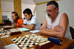2017. Zelenograd. Russian Deaf Draughts Training 001