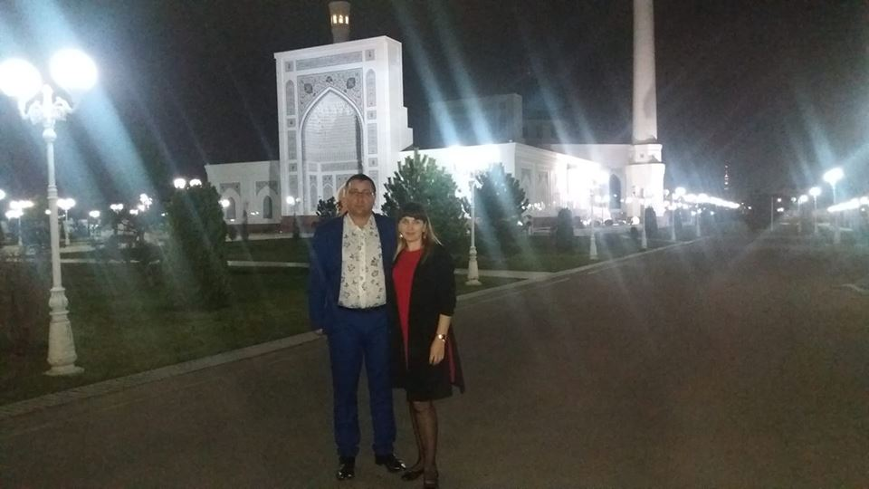 2019. Tashkent. IDCD Asia Ch. 032