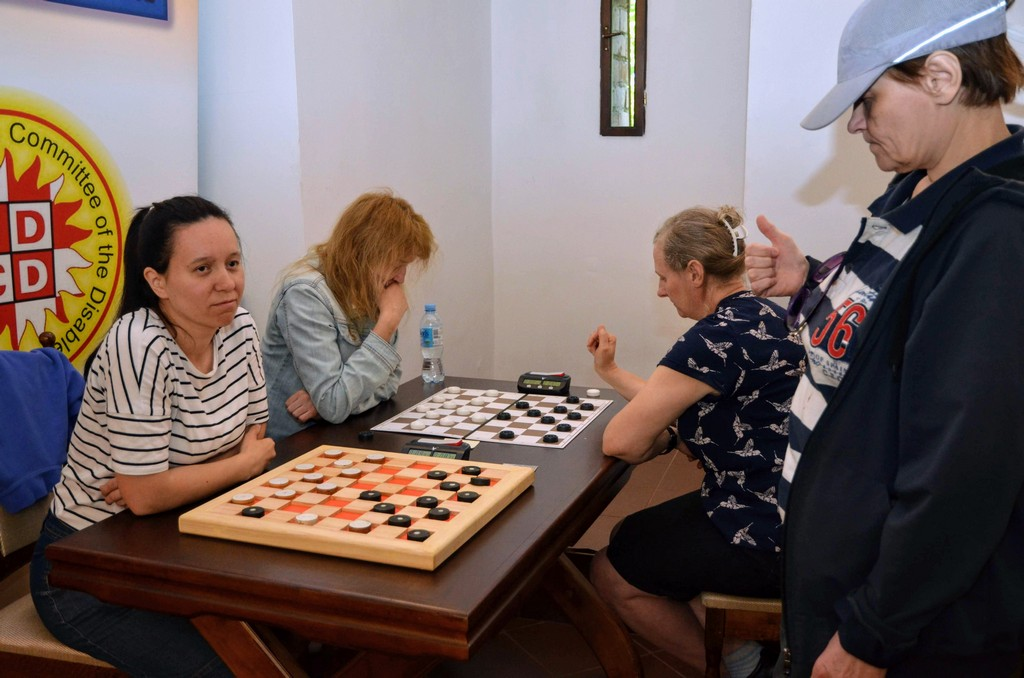 2018. Nidzica. 2nd European Draughts-64 Disabilities Champ. 71