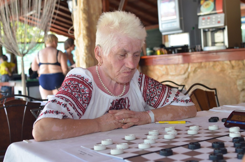 2017. Kranevo. IDCD Draughts-100 Disabilities Ch. 024