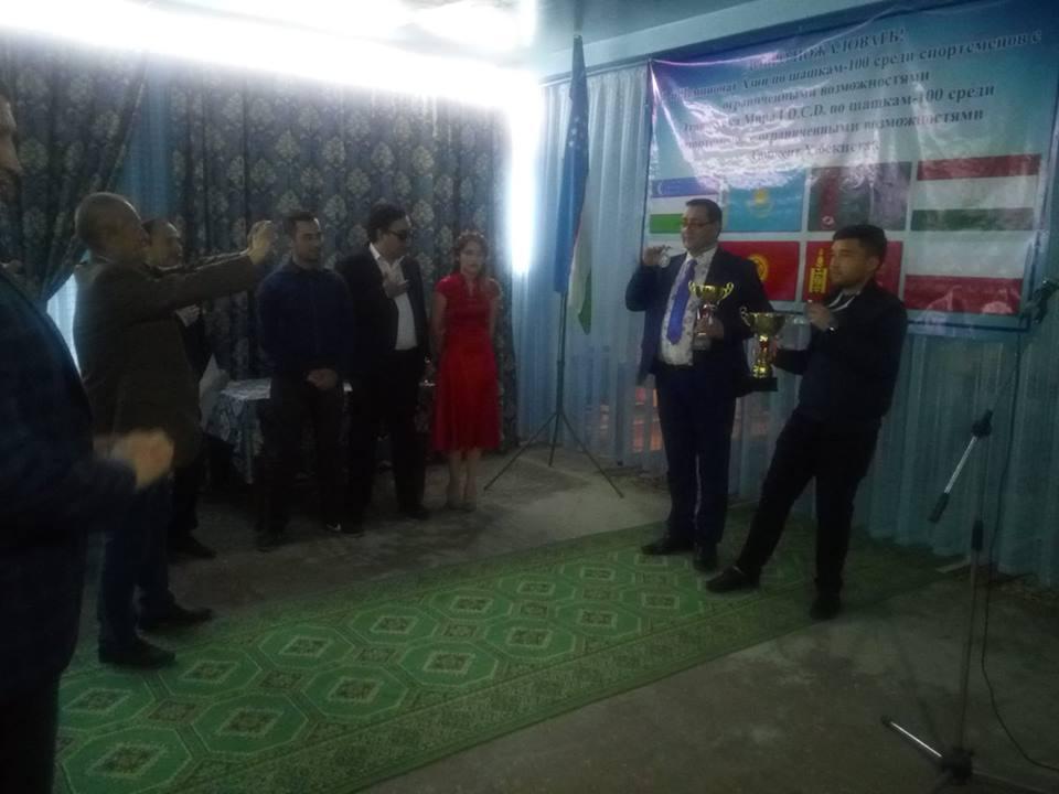 2019. Tashkent. IDCD Asia Ch. 015