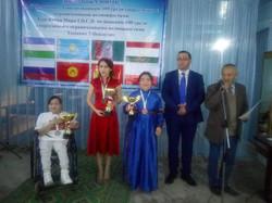 2019. Tashkent. IDCD Asia Ch. 022