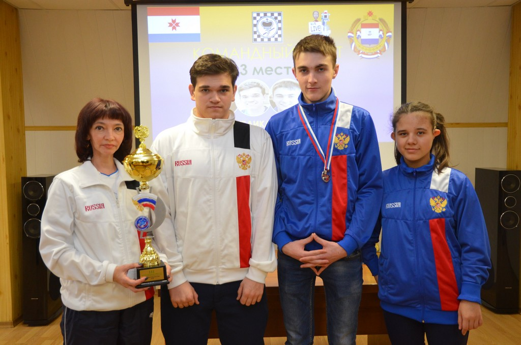 2018. Zelenograd. Russia Deaf Raughts Champ. Juniors 69