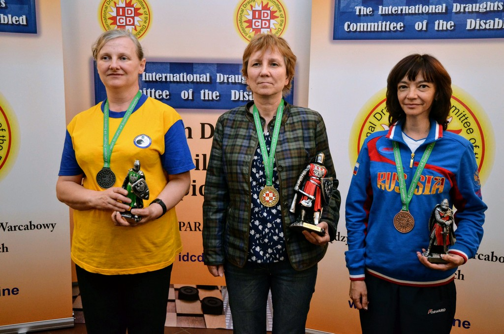 2018. Nidzica. 2nd European Draughts-64 Disabilities Champ. 88