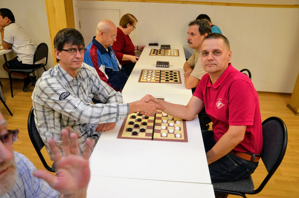 2018. Zelenograd. Russia Deaf Draughts Champ. 71
