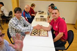 2018. Zelenograd. Russia Deaf Draughts Champ. 71