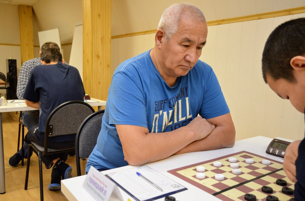 2018. Zelenograd. Russia Deaf Draughts Champ. 19