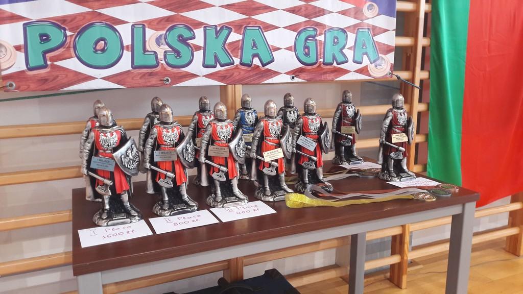 2018. Zuromin. Polska Gra Open 36