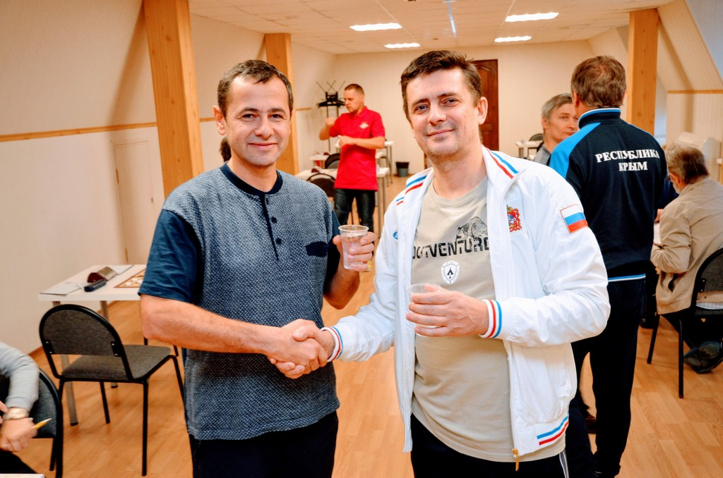 2018. Zelenograd. Russia Deaf Draughts Champ. 28