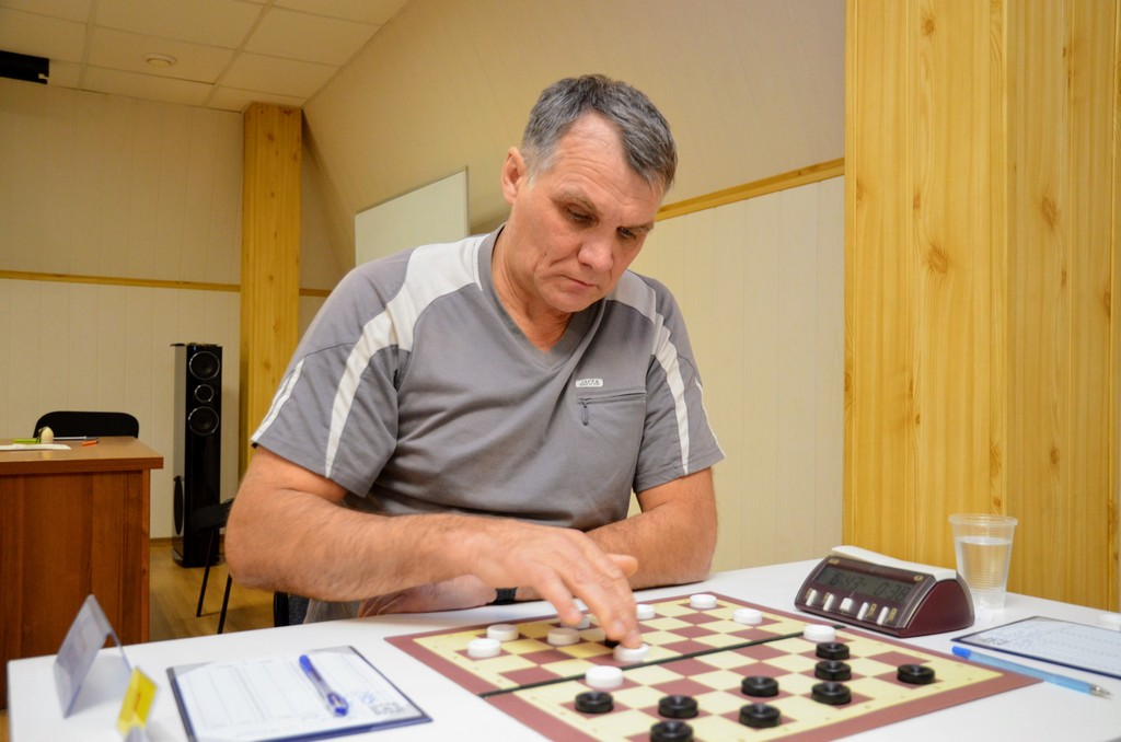 2018. Zelenograd. Russia Deaf Draughts Champ. 40