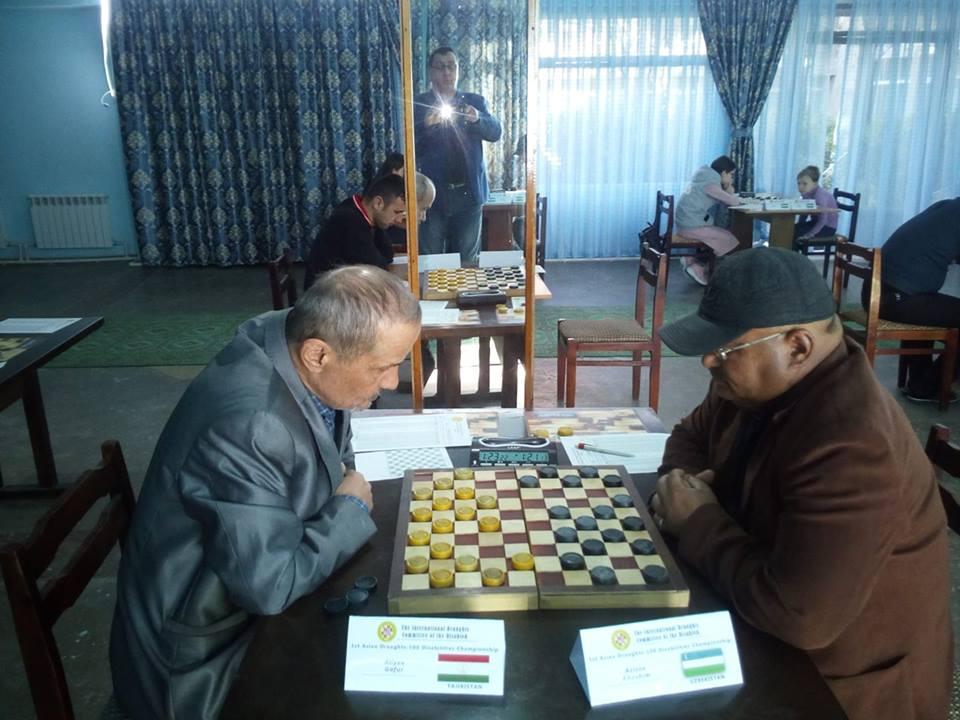 2019. Tashkent. IDCD Asia Ch. 036