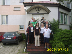 2009. Milakowo-Morag. World Draughts-64 Blind and Partially Sighted 001