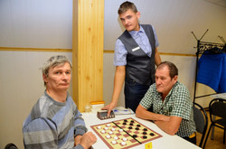2018. Zelenograd. Russia Deaf Draughts Champ. 2