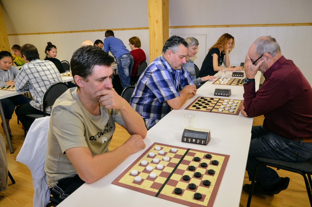 2018. Zelenograd. Russia Deaf Draughts Champ. 77