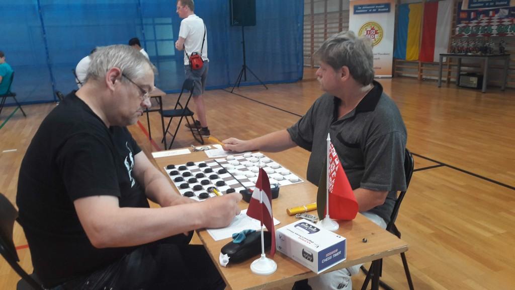 2018. Zuromin. Polska Gra Open 48