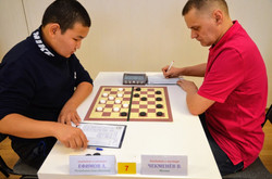 2018. Zelenograd. Russia Deaf Draughts Champ. 7