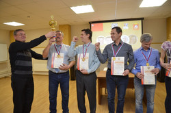 2018. Zelenograd. Russia Deaf Draughts Champ. 149