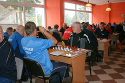 2017. Poddabie. Poland Team Draughts-100 Ch. Blind & Partially Sighted 6