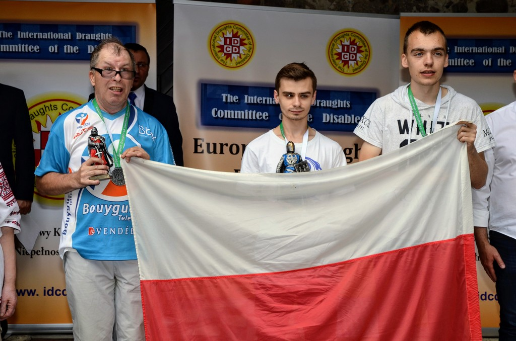 2018. Nidzica. 2nd European Draughts-64 Disabilities Champ. 32