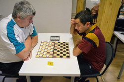 2018. Zelenograd. Russia Deaf Draughts Champ. 59