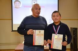 2018. Zelenograd. Russia Deaf Draughts Champ. 137