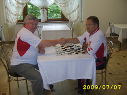 2009. Milakowo-Morag. World Draughts-64 Blind and Partially Sighted 021
