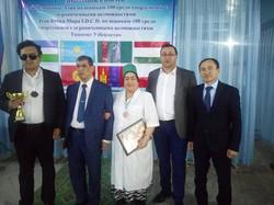 2019. Tashkent. IDCD Asia Ch. 044