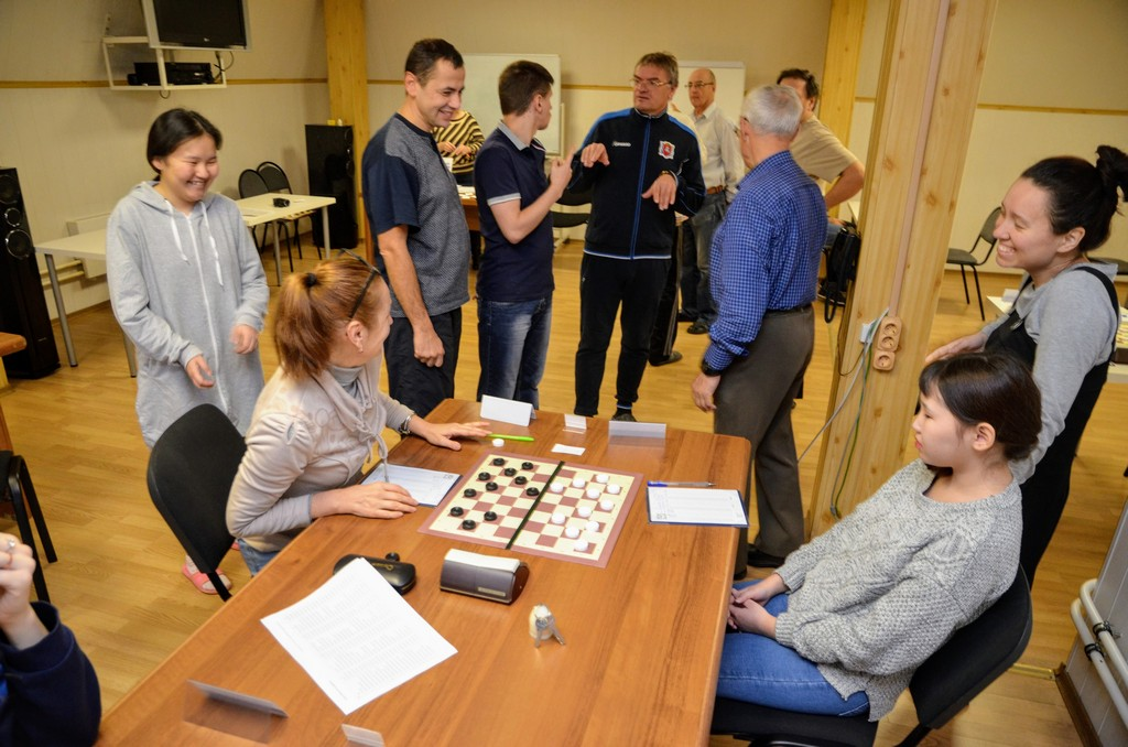 2018. Zelenograd. Russia Deaf Draughts Champ. 16