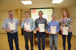 2018. Zelenograd. Russia Deaf Draughts Champ. 150