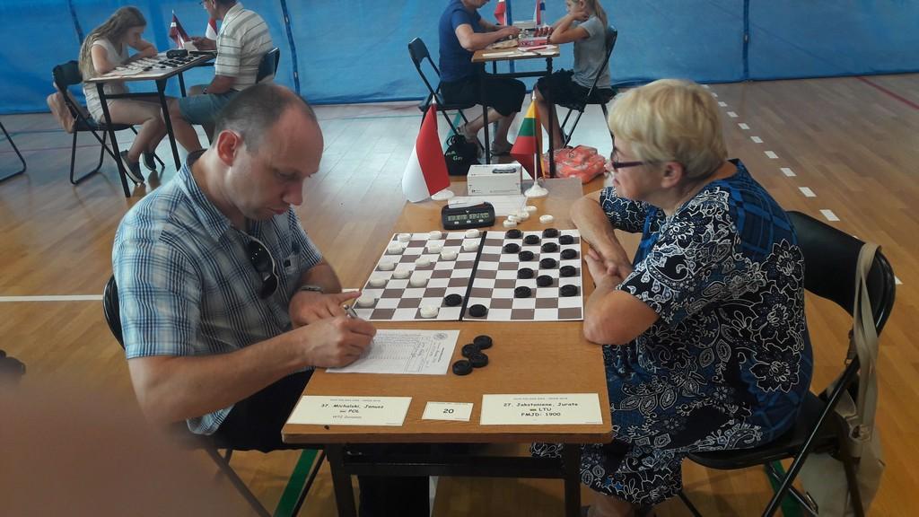2018. Zuromin. Polska Gra Open 27