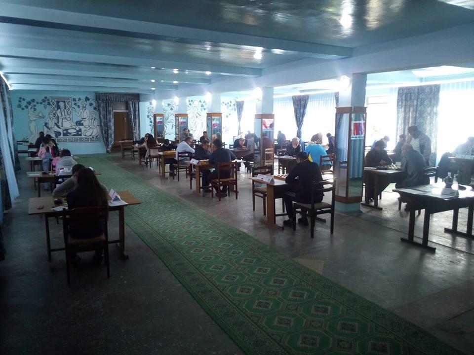 2019. Tashkent. IDCD Asia Ch. 035