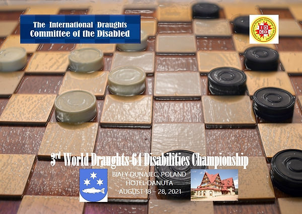 2021. Bialy Dunajec. 3rd World Draughts-