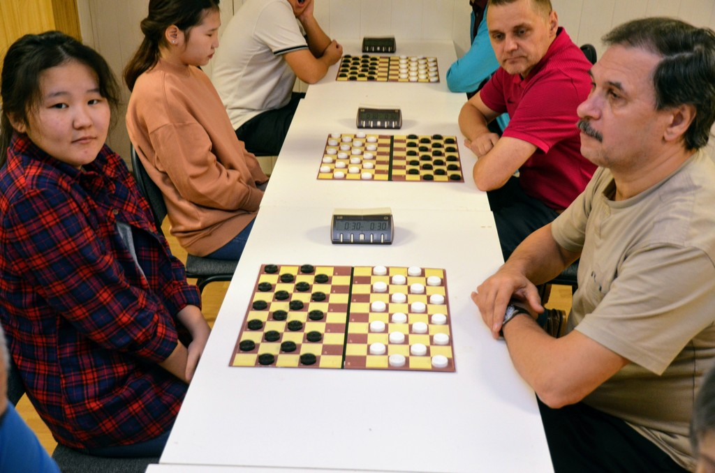 2018. Zelenograd. Russia Deaf Draughts Champ. 101