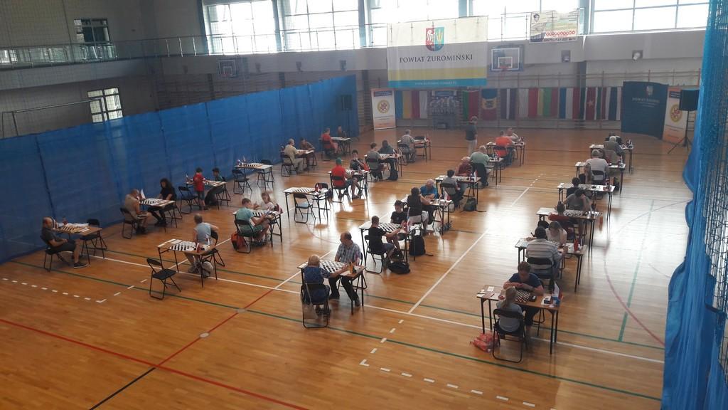 2018. Zuromin. Polska Gra Open 6