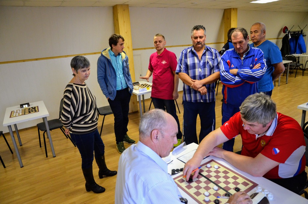 2018. Zelenograd. Russia Deaf Draughts Champ. 23