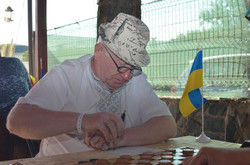 2017. Kranevo. IDCD Draughts-100 Disabilities Ch. 008
