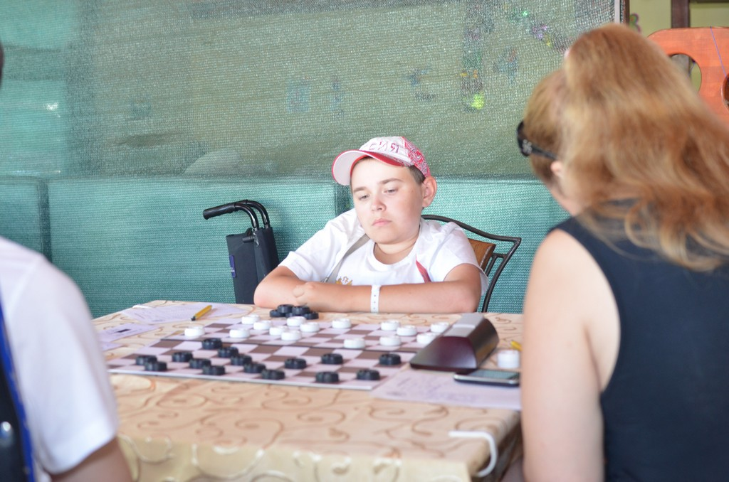 2017. Kranevo. IDCD Draughts-100 Disabilities Ch. 030